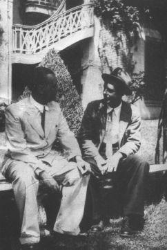 Borges y Bioy, en el chisme