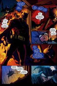 Una página de Batman #680. Clic para ampliar