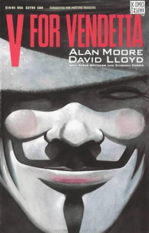 Una edición de V for Vendetta