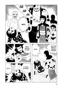 Midori a la Tezuka (clic para ampliar)