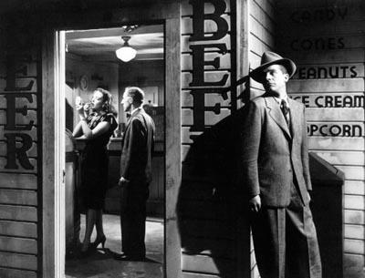 Un fotograma de una película de cine negro