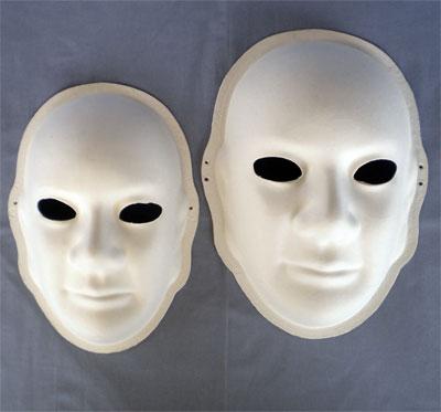 Máscaras (o seudónimos)