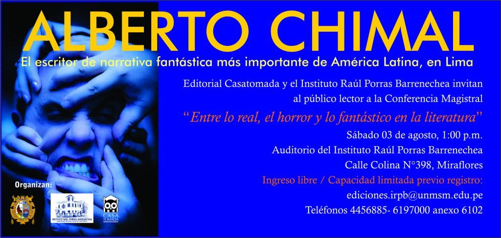 conferencia CHIMAL