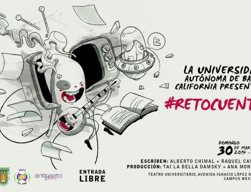 Este domingo: #RetoCuento