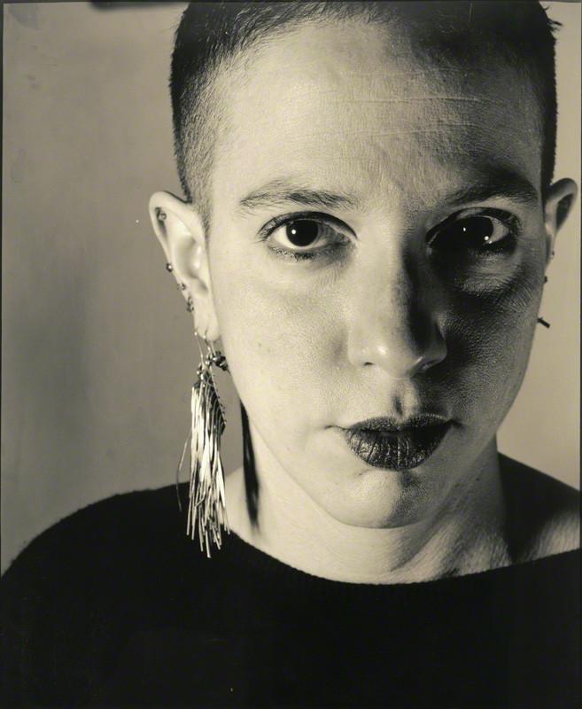 Kathy Acker (née Lehman) by Alastair Thain