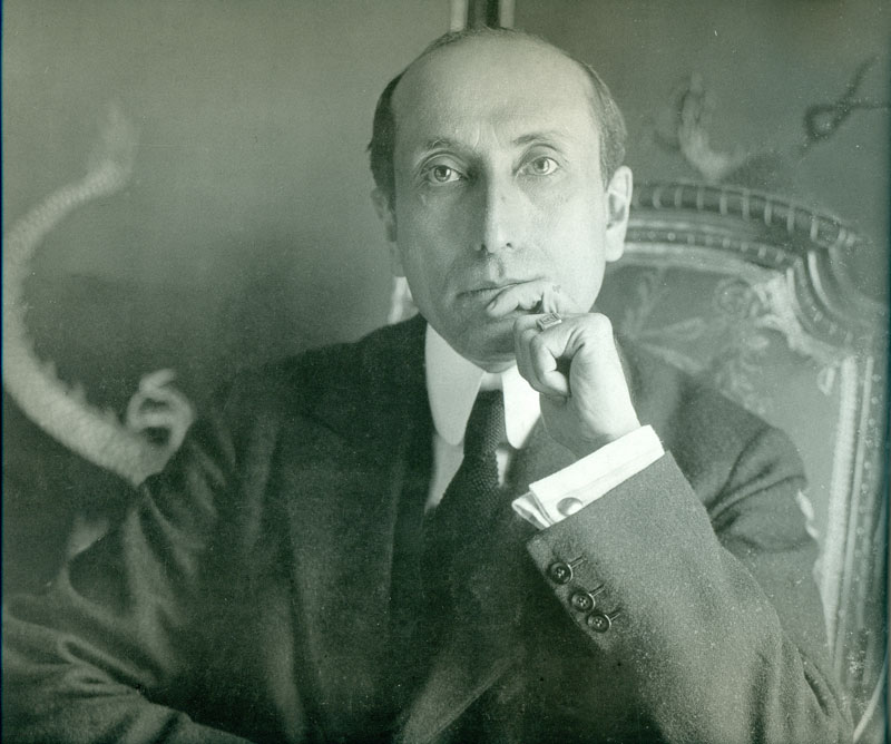 Amado Nervo en 1918