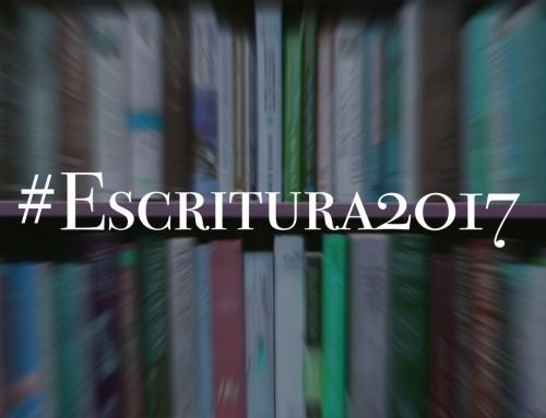 #Escritura2017: invitación