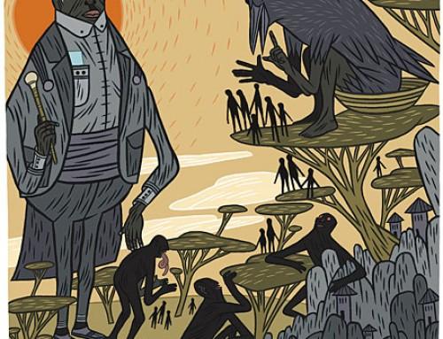 Cinco novelas para escapar (o no) del mundo