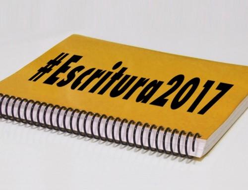 #Escritura2017: para publicar