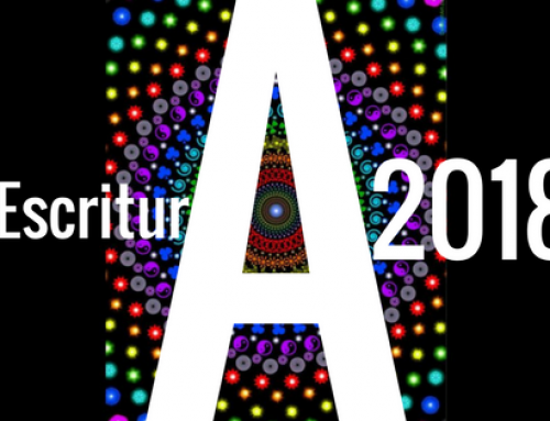 #Escritura2018: alfabeto