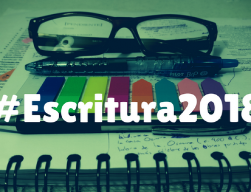 #Escritura2018: un ejercicio de observación