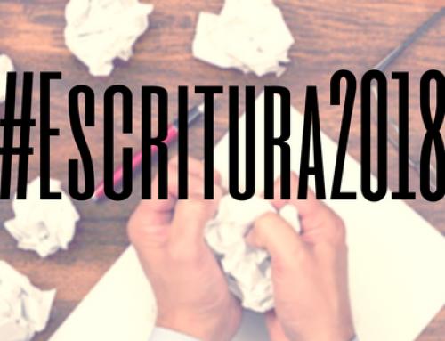 #Escritura2018: cinco argumentos difíciles