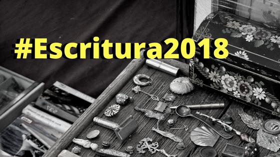 #Escritura2018: el objeto amado