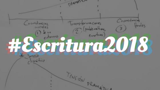 #Escritura2018: el cuento y su reverso